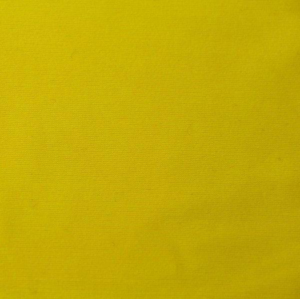 Badestoff glatt glänzend in gelb