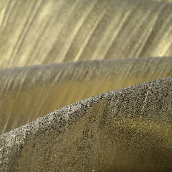 Badestoff crash glänzend in gold