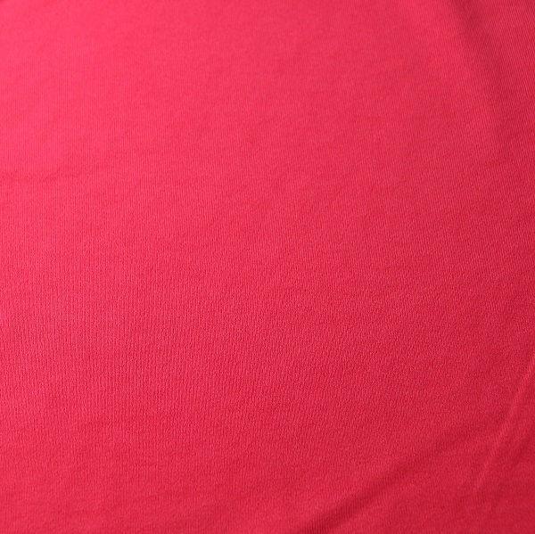 Badestoff matt kettgewirkt in pink