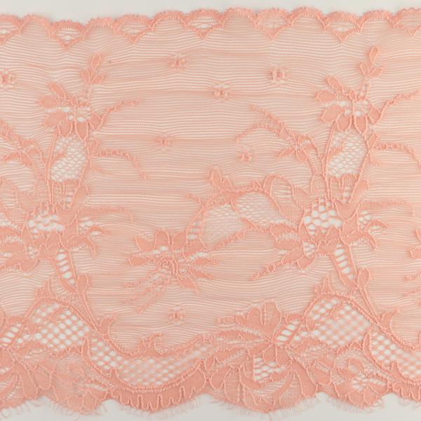 Wirkspitze Band breit elastisch in apricot