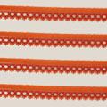 Spitzenelast schmal in orange rot