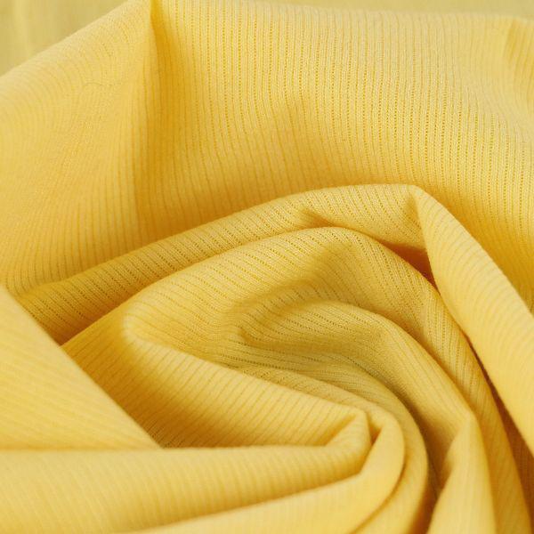 Miederstoff elastisch in hell gelb