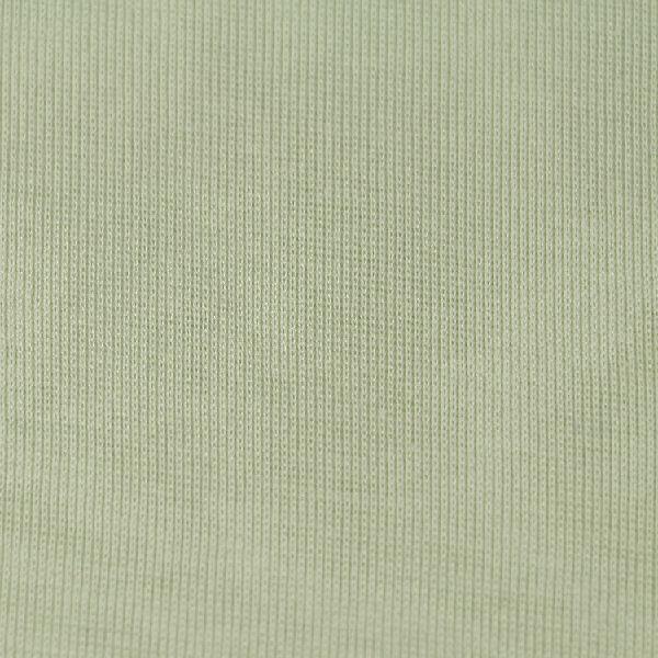 Baumwoll Jersey matt Schlauch in hellgrün