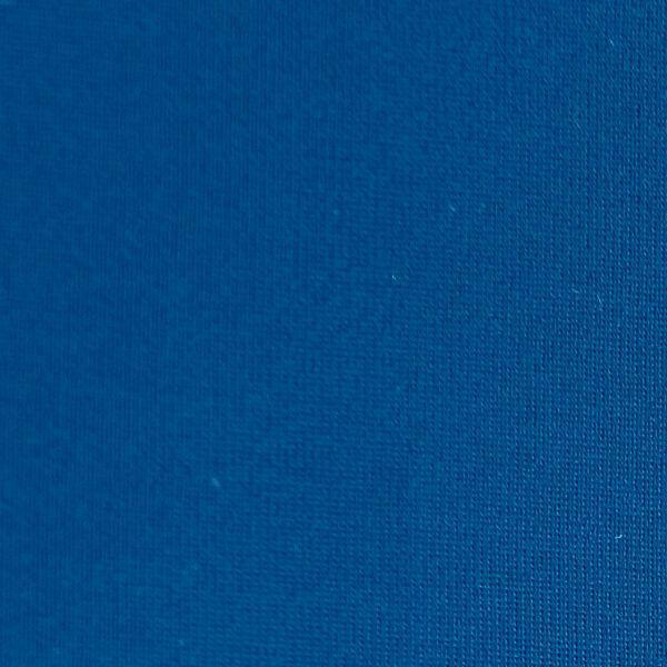 Microfaser Jersey sehr fein matt in kornblau