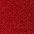 Microfaser Jersey matt glänzend strukturiert in rot