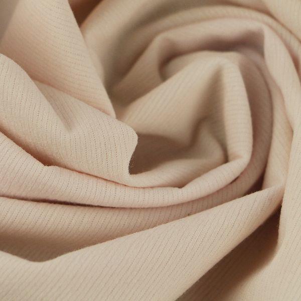 Miederstoff elastisch in hell rosé