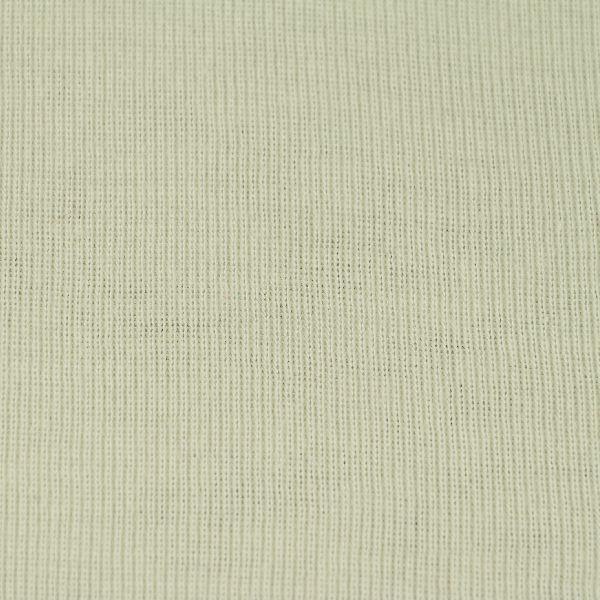 Baumwoll Jersey Schlauch matt fein in creme
