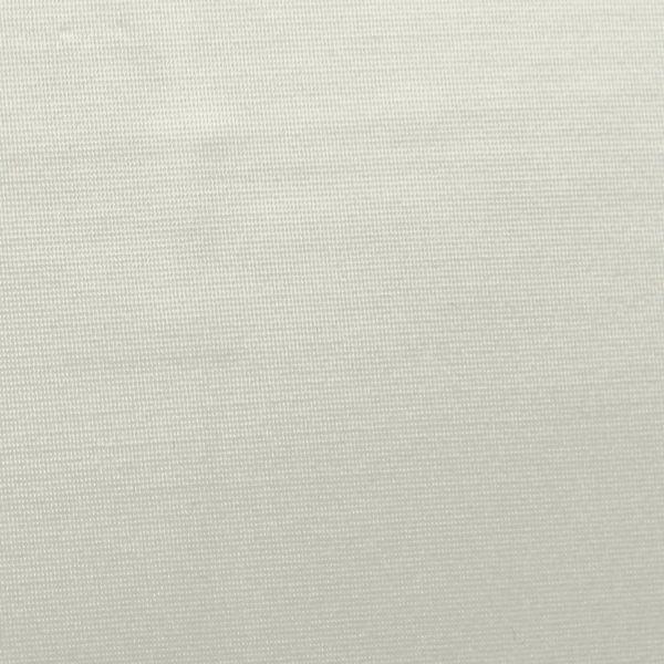 Microfaser Jersey glatt glänzend in creme